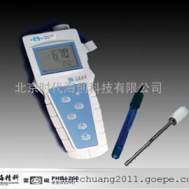 上海雷磁PHBJ-260型便携式pH计 酸度计北京总代