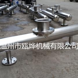 无负压供水分水器,变频无负压二次供水设备分水器