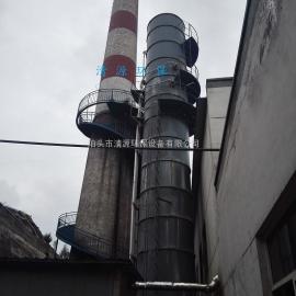 6吨锅炉脱硫除尘器