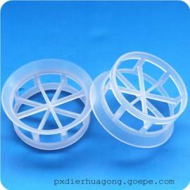 聚丙烯CMR阶梯环填料RPP阶梯环专业生产厂家