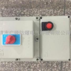 粉尘防爆断路器BDZ52-ExtDA21