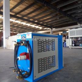恒德HWM型无锡挤出成型专用模温机