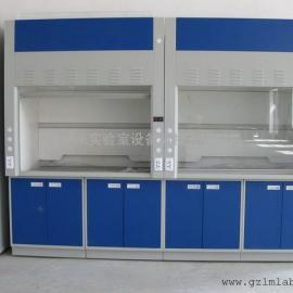 实验室通风柜 钢木耐酸碱通风橱 化学实验室设备通风柜定制