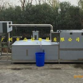 广州全自动密闭式隔油提升一体化设备/隔油器厂家订制