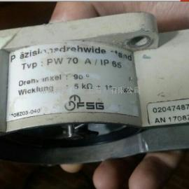 中国区代理 德国 FSG 电位计 PW70/A/IP65 1708Z03-320 011