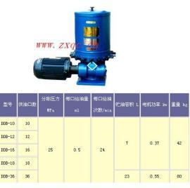多点电动干油泵 型号:BRF2-DDB-16 库号:M224773