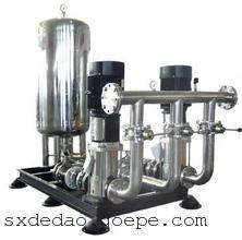 西安变频恒压供水设备厂家