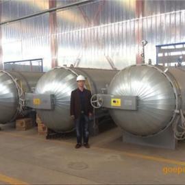 卧式蒸汽硫化罐供应商、卧式蒸汽硫化罐、诸城安泰机械(多图)