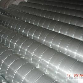 钢板风管镀锌板(白铁)风管、不锈钢通风管、玻璃钢通风管