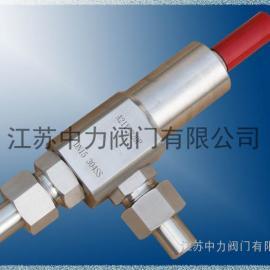 进口CNG全启式安全阀