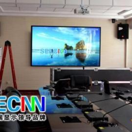 思晟远程视频98寸高清液晶显示器报价材料质量