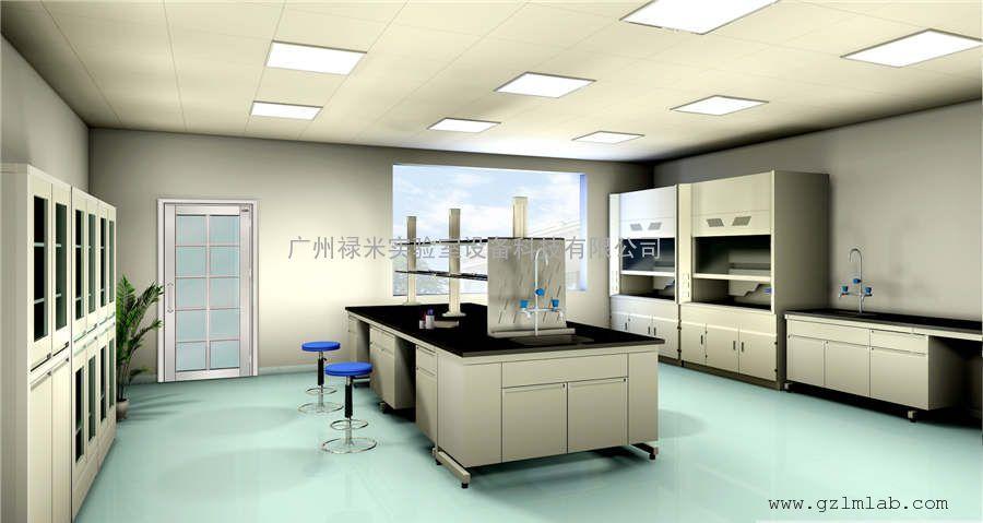 实验室装修工程-广州禄米-化验室装修-无菌室安装-室