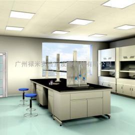 实验室装修工程-广州禄米
