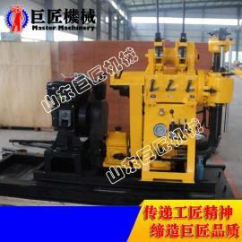 现货供应HZ-180YG全液压水井钻机 180米深孔打井机