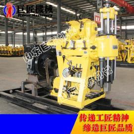 200米深孔打井机 HZ-200YY全液压水井钻机