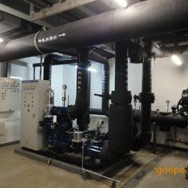 中国科学院采用的高层直连供暖机组