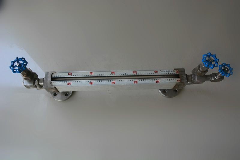 上海风雷双色石英管液位计UGS(UNS) 玻璃管液位计