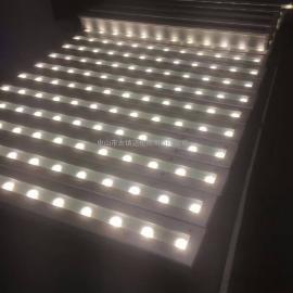 led埋地线条灯