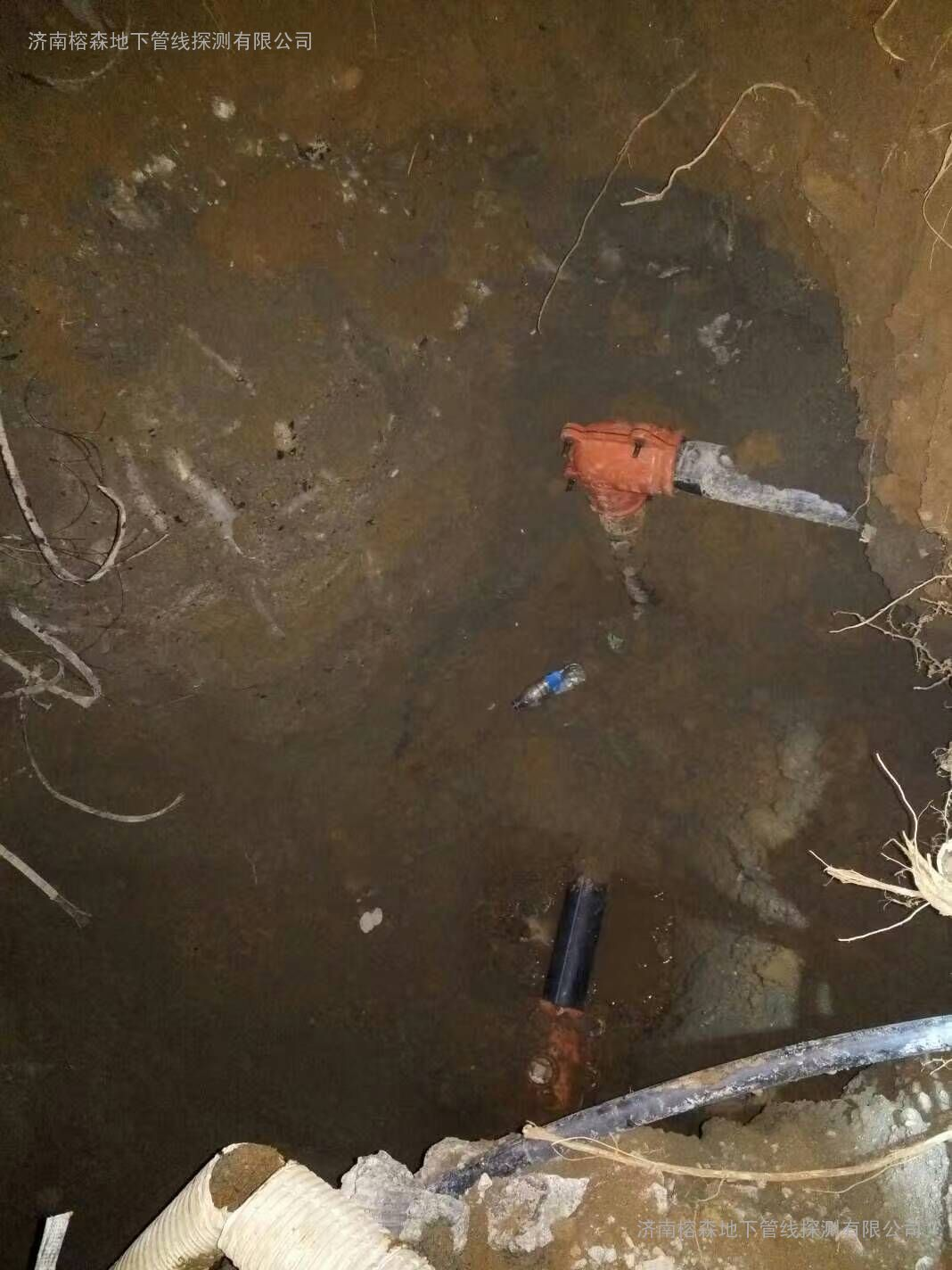 压力管道漏点定位|地下管线专业探测|济南榕森