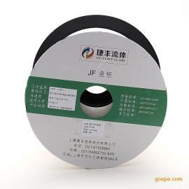聚乙烯四氟盘根纯PTFE盘根加工
