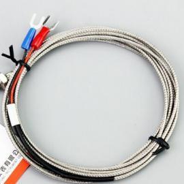 WRNT-01屏蔽线螺钉式热电偶 厂家直销