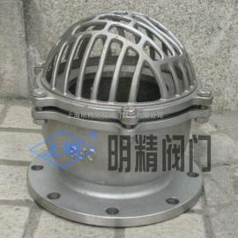不锈钢底阀H42W-6P