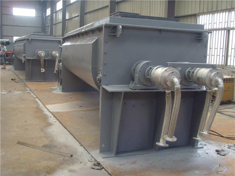 污泥空心桨叶干燥机