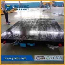 北京拖缆式轨道车|行车龙门吊配套|帕菲特喷漆房过跨平板车