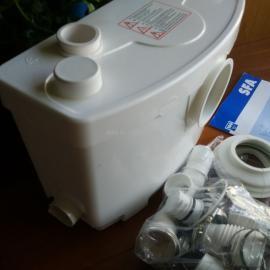 别墅地下室污水排放处理 卫生间专用污不提升器泵设备