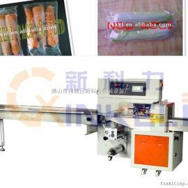 上海青菜包装机|小白菜包装机|佛山叶菜包装机