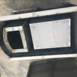 梯形泄水槽模具-农田灌溉U型槽模具-优化设计
