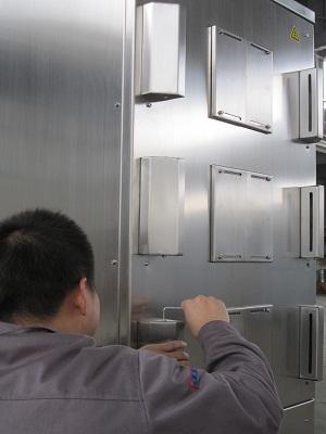 碳纤维专用炉