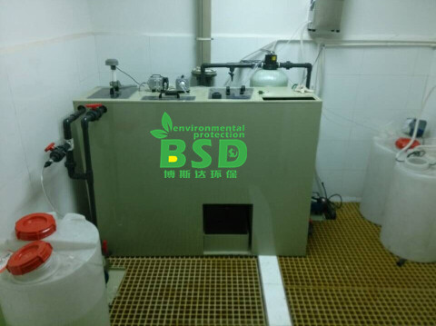 实验室废水处理设备-实验室废水处理装置-稳定运行