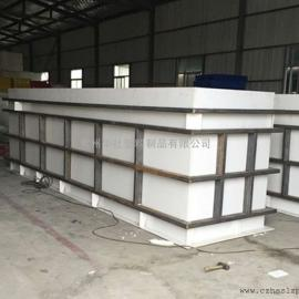 普安厂家定制PP酸洗槽磷化槽电解槽图片