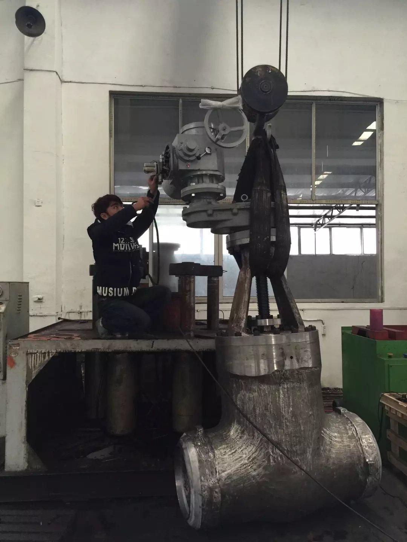Z961Y-250高压焊接电动闸阀