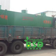 北京小区生活污水处理设备-北京小区污水处理设备-安全高效