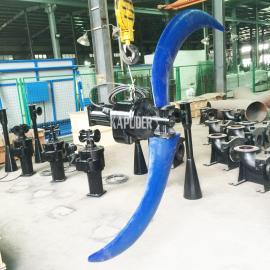 QJB5.5/4潜水推流器 低速推流搅拌机 南京凯普德厂家直销