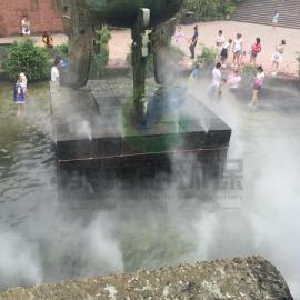 亳州度假村人造雾景观雾效专家/园林人造雾工程/假山喷雾造景