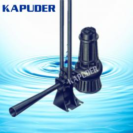 南京凯普德供应自耦式射流曝气机 自吸式射流曝气机价格