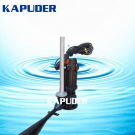 南京凯普德供应QSB0.75射流曝气机 潜水射流曝气机选型