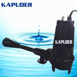 射流式水下曝气机 曝气设备 QSB型射流曝气机 南京凯普德