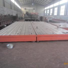 铸铁平板铸造、加工、销售企业河北华普测量设备有限公司