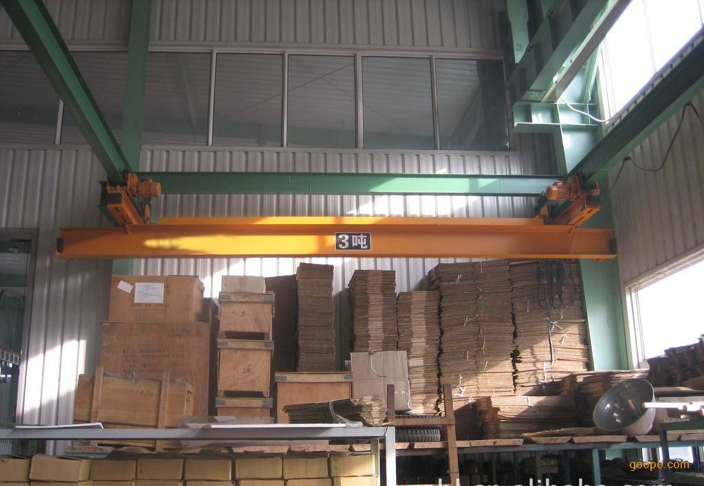电动优质lx型5吨供应单梁悬挂起重机|悬挂行车价格河北鑫兴集团工业图片