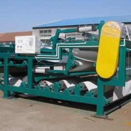 双网带式压滤机 绿科高品质 专业加工 辊体包胶