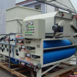 转鼓式浓缩脱水一体机 三网带式压滤机 板框压滤机 脱水效率高