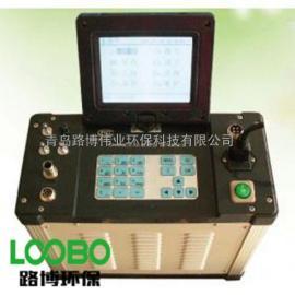 江苏南京 便携式自动烟尘烟气检测仪 称重法烟尘烟气含量检测