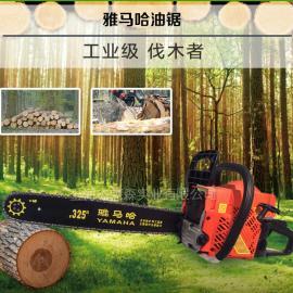 雅马哈油锯伐木9800大功率油锯汽油锯伐木锯汽油电锯易启动园林锯