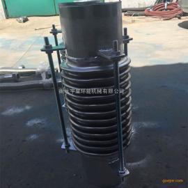 耐高压不锈钢波纹补偿器 金属不锈钢波纹管膨胀节 波纹伸缩节
