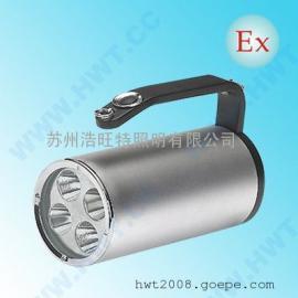 防爆固态手提探照灯,消防电力专用防水防爆固态强光手提探照灯