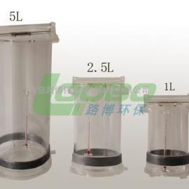 青岛路博供LB-800有机玻璃采水器 厂家直销 价优